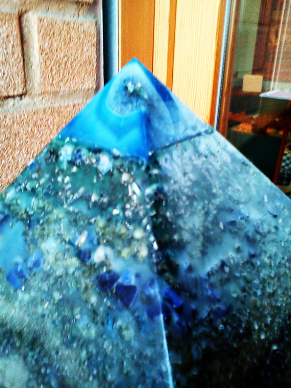 piramide orgonite